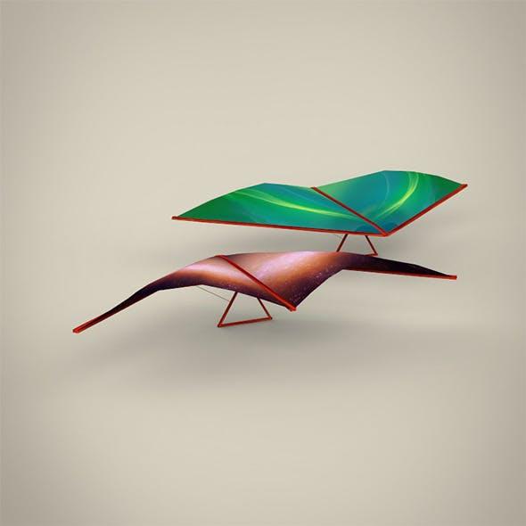 Glider - 3DOcean Item for Sale