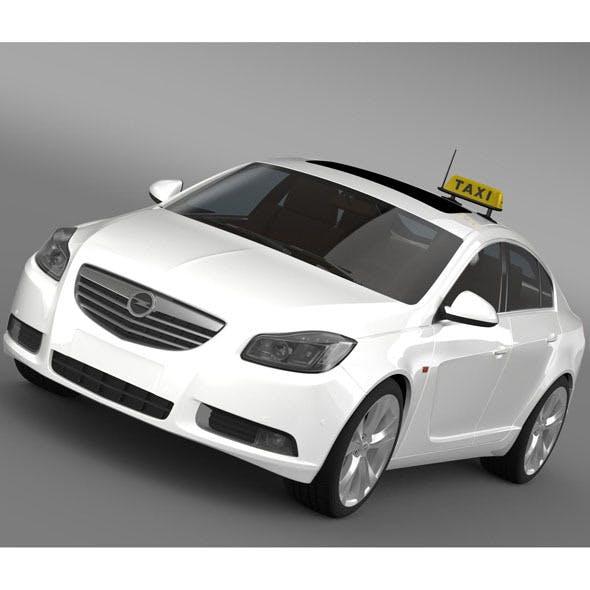 Opel Insignia Taxi
