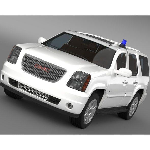 GMC Denali FBI - 3DOcean Item for Sale