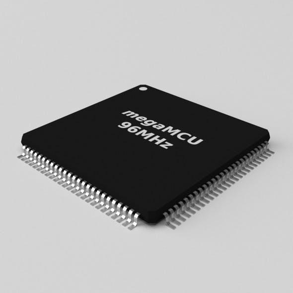 Controller TQFP100 - 3DOcean Item for Sale