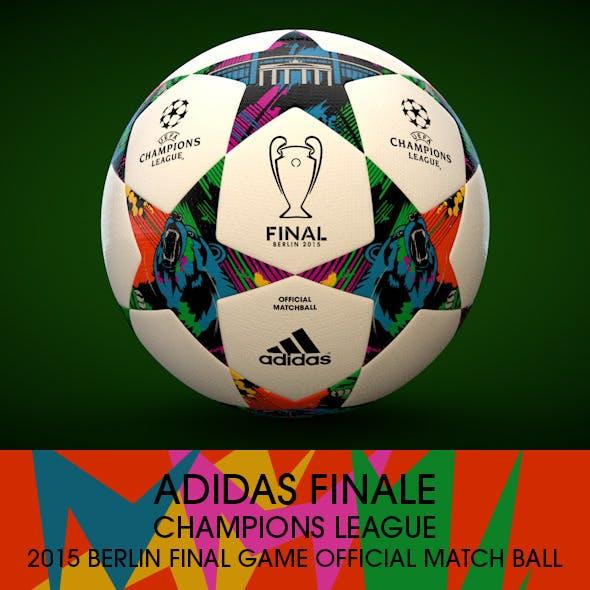 Adidas Finale Berlin 2015