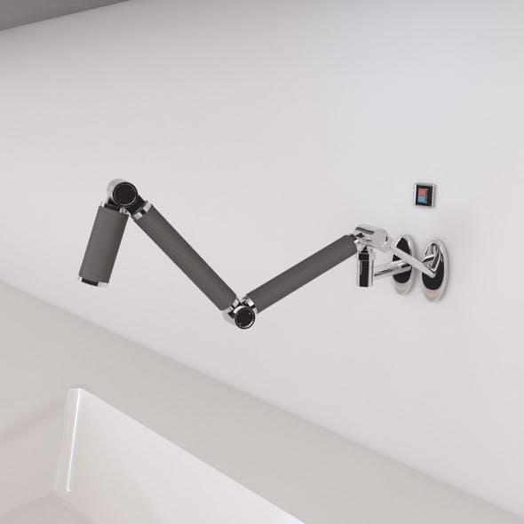 Flexible Modern Faucet