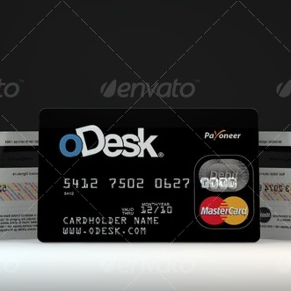 Credit/Debit master  Card