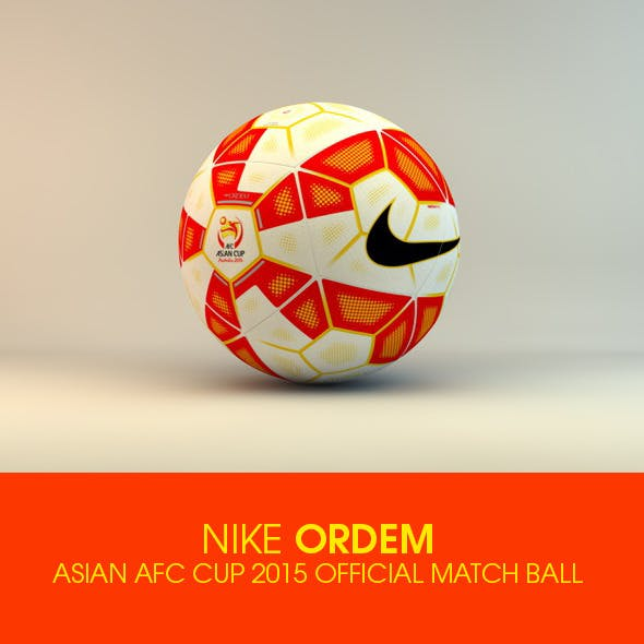 Nike Ordem Asian AFC Cup 2015 Official ball
