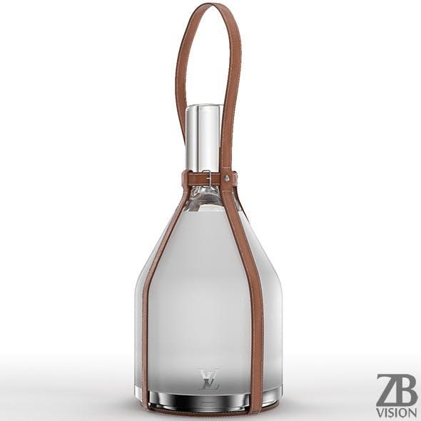 Louis Vuitton Bell Lamp - 3DOcean Item for Sale
