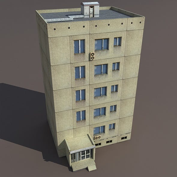 Residential Building #5