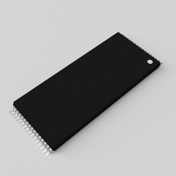 Chip TSOP-I - 3DOcean Item for Sale
