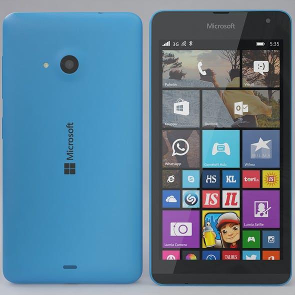 Microsoft Lumia 535 Blue