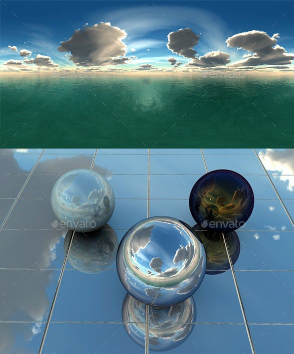 Sea 207 - 3DOcean Item for Sale