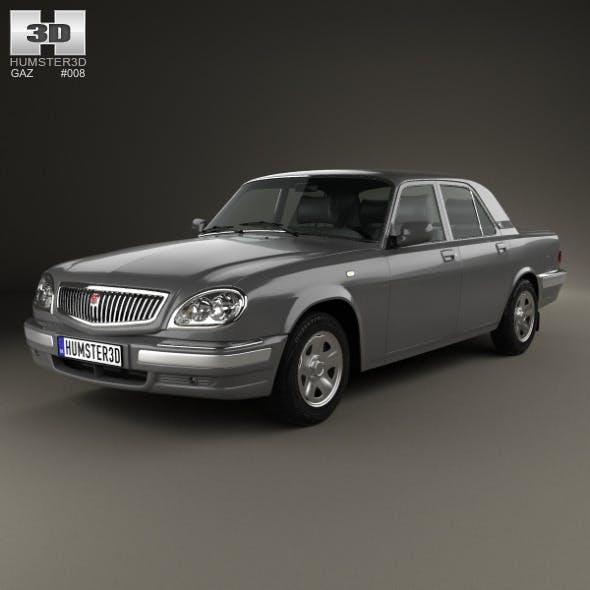 GAZ 31105 Volga 2005