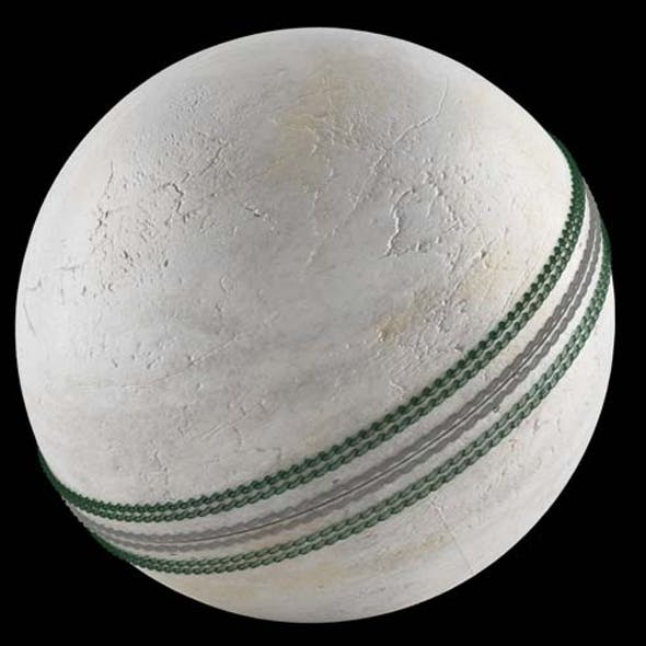 CRICKET BALL  WITH VRAY SETUP