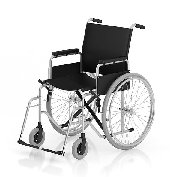Wheelchair - 3DOcean Item for Sale