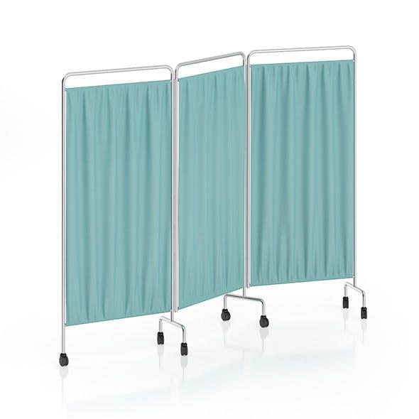 Medical Screen - 3DOcean Item for Sale