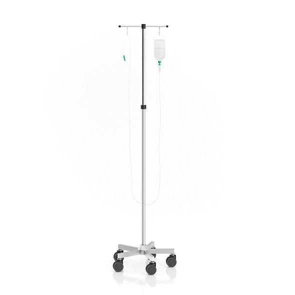 IV-Pole - 3DOcean Item for Sale