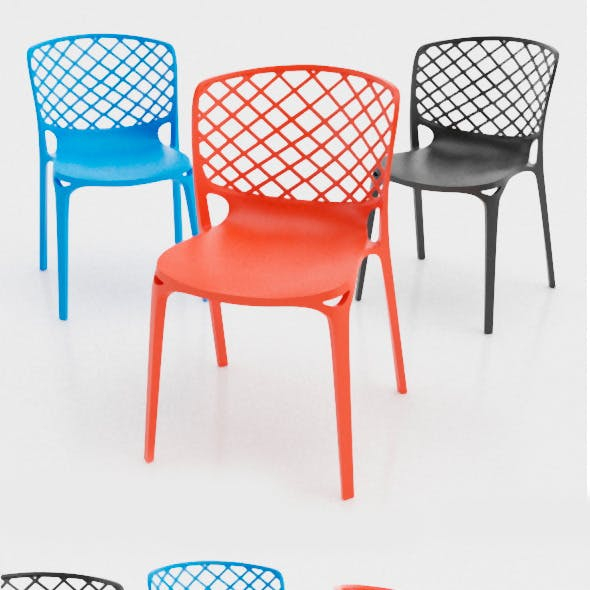 Gamera Chair Calligaris