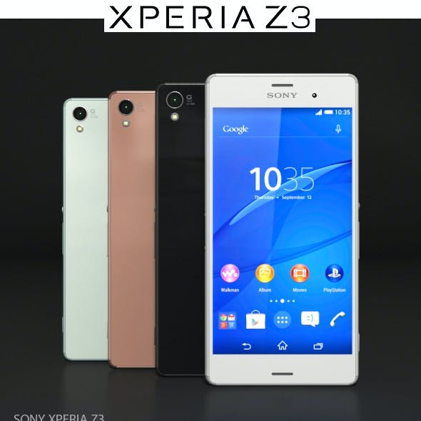 Sony Xperia Z3 LTE