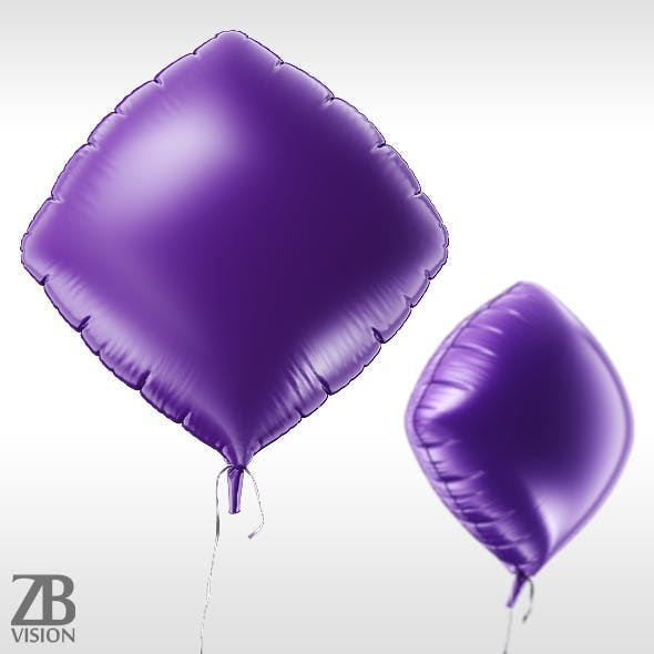 Diamond Balloon