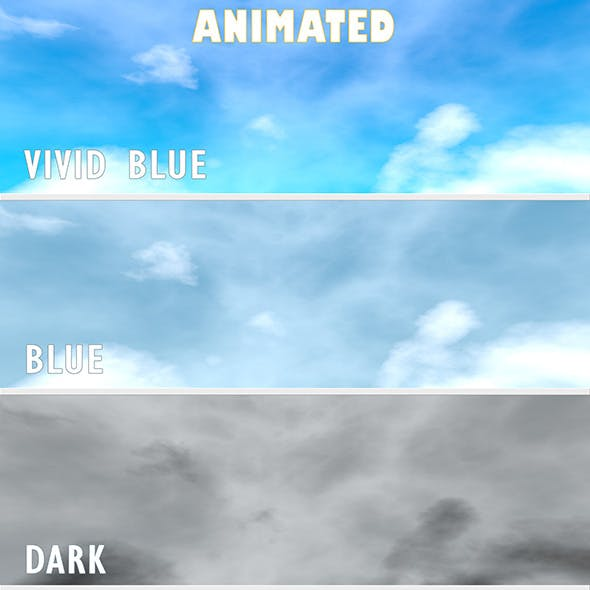 Animated Skies