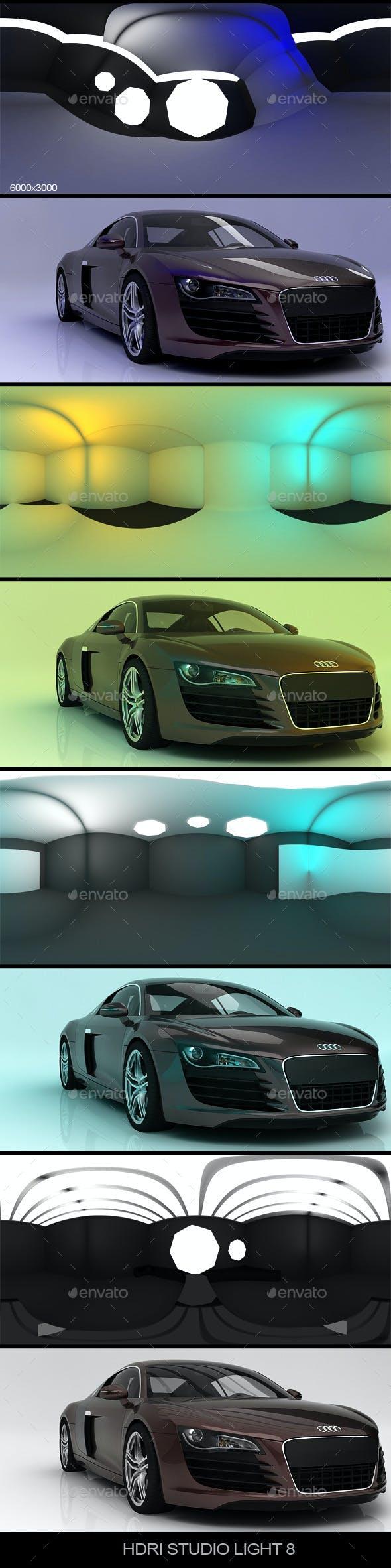 Studio light 10 - 3DOcean Item for Sale