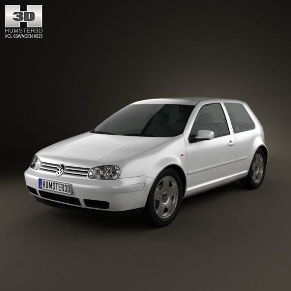Volkswagen Golf IV 3door 2007