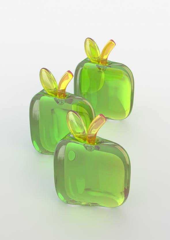 Apples - Decoration - 3DOcean Item for Sale