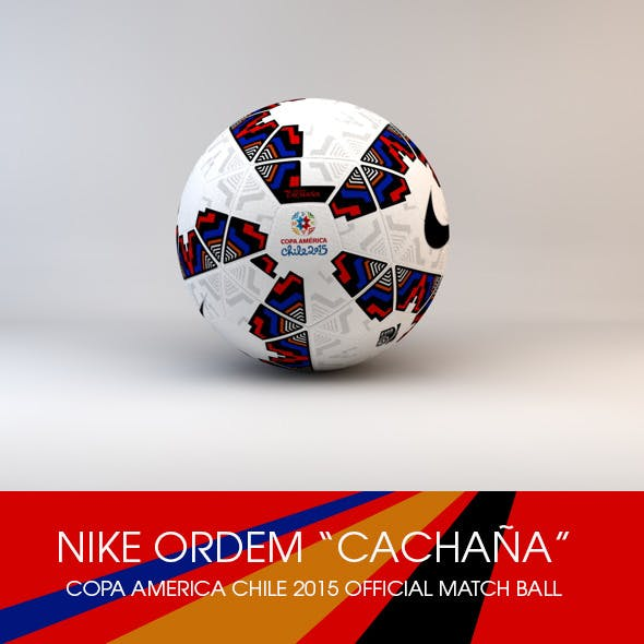 "Nike Ordem ""Cachana"" - 3DOcean Item for Sale"