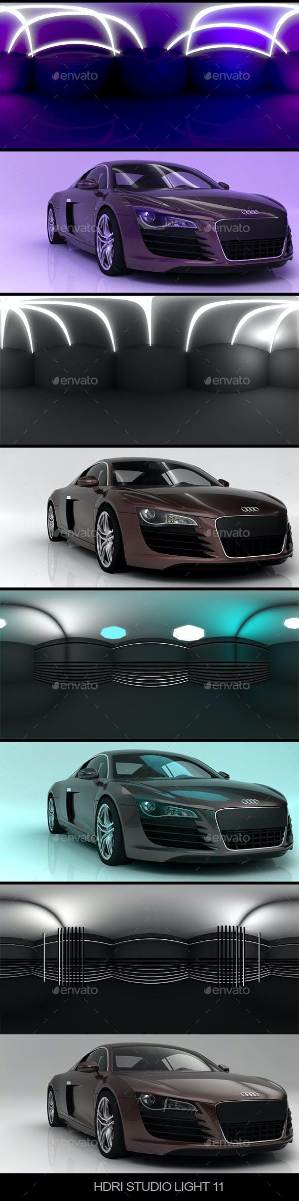 Studio light 11 - 3DOcean Item for Sale