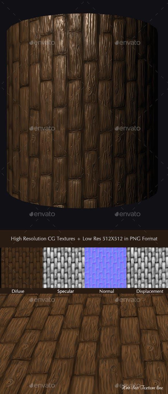 Wood Texture Tile w1 - 3DOcean Item for Sale