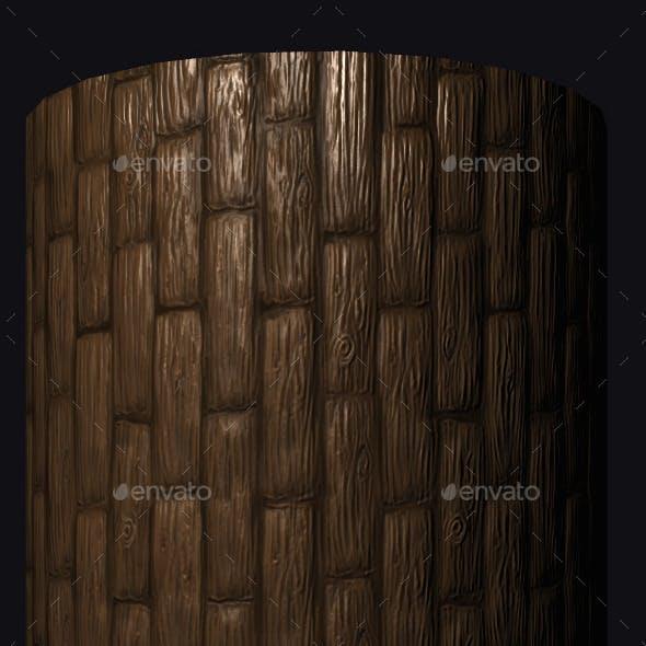 Wood Texture Tile w1