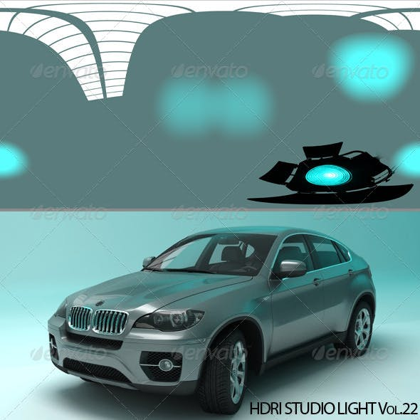 HDRI_Light_22 - 3DOcean Item for Sale