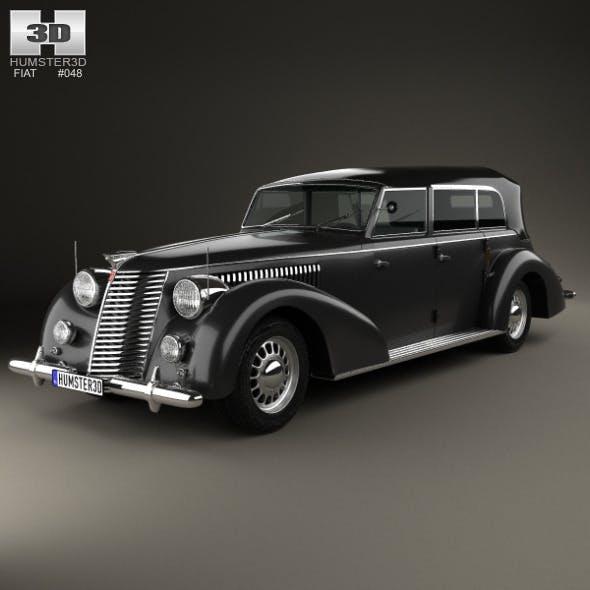 Fiat 2800 Torpedo 1939 - 3DOcean Item for Sale