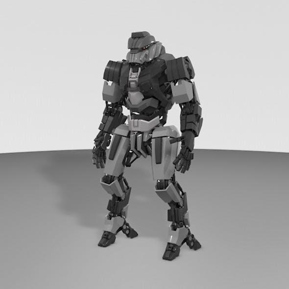Advanced Robot