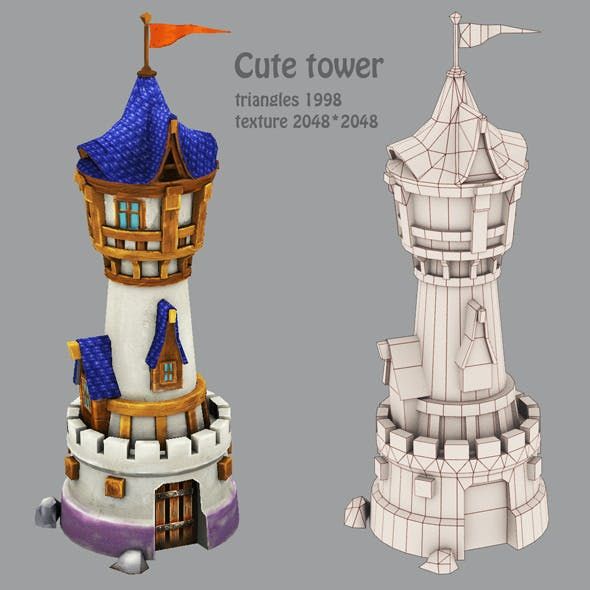 Cute Tower