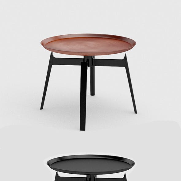 Husk Table by B&B Italia