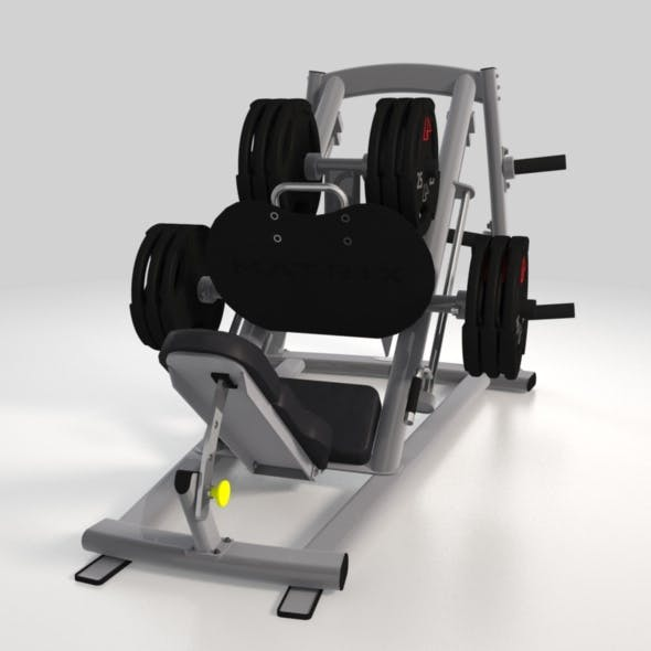 Fitness machine 01