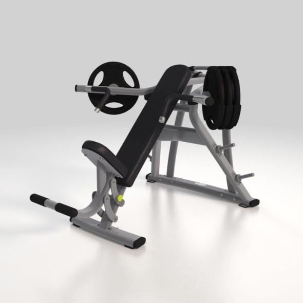 Fitness machine 02