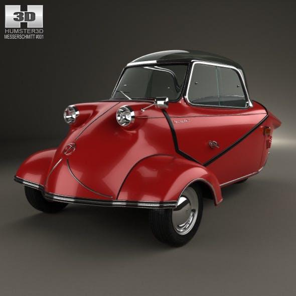 Messerschmitt KR200 1956 - 3DOcean Item for Sale