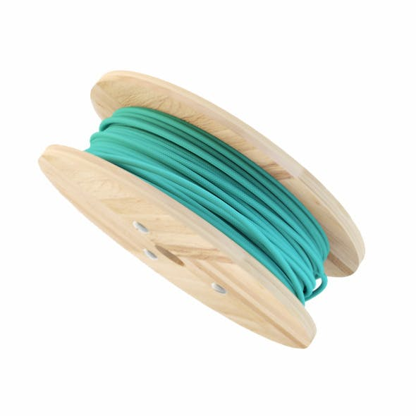 Cable_Wheel - 3DOcean Item for Sale