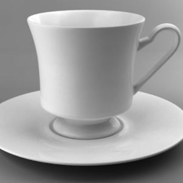 Coffee Tea Cup 001
