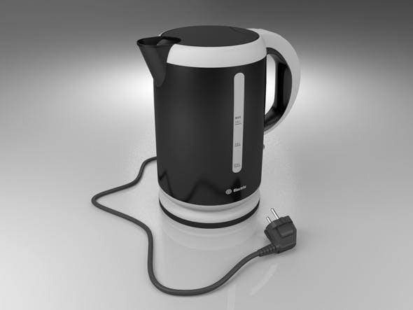 Water Boiler - 3DOcean Item for Sale