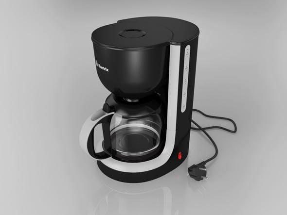 Coffee Maker - 3DOcean Item for Sale