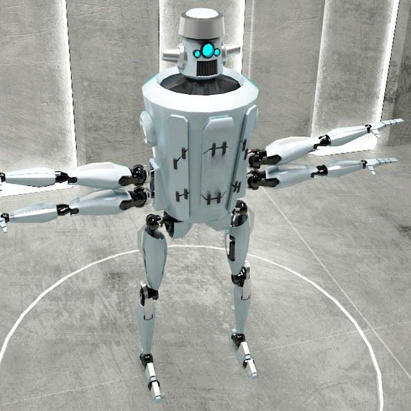 Robot CI205