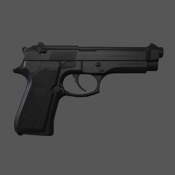 Barreta 9mm
