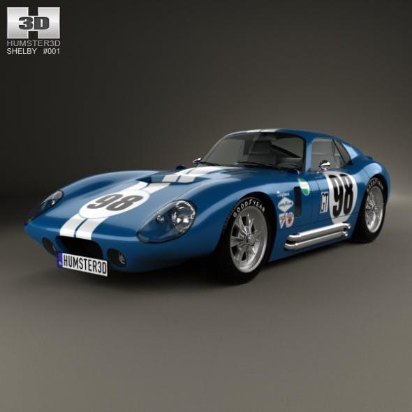 Shelby Cobra Daytona 1964
