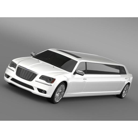 Chrysler 300C 2013 Limousine