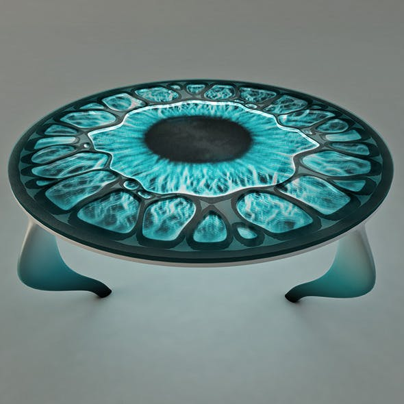 Eye-table - 3DOcean Item for Sale