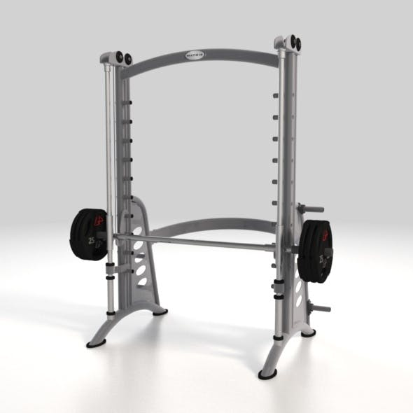 Fitness machine 03 - 3DOcean Item for Sale