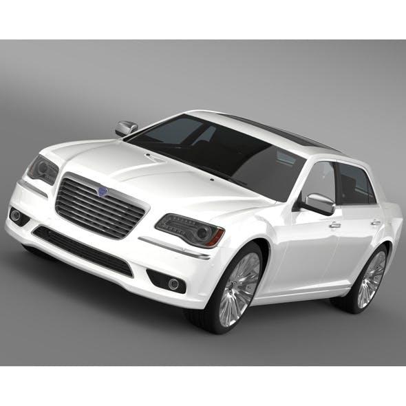 Lancia Thema 2014 LWB - 3DOcean Item for Sale