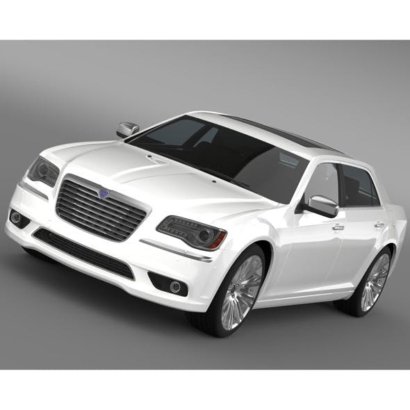 Lancia Thema 2014 LWB