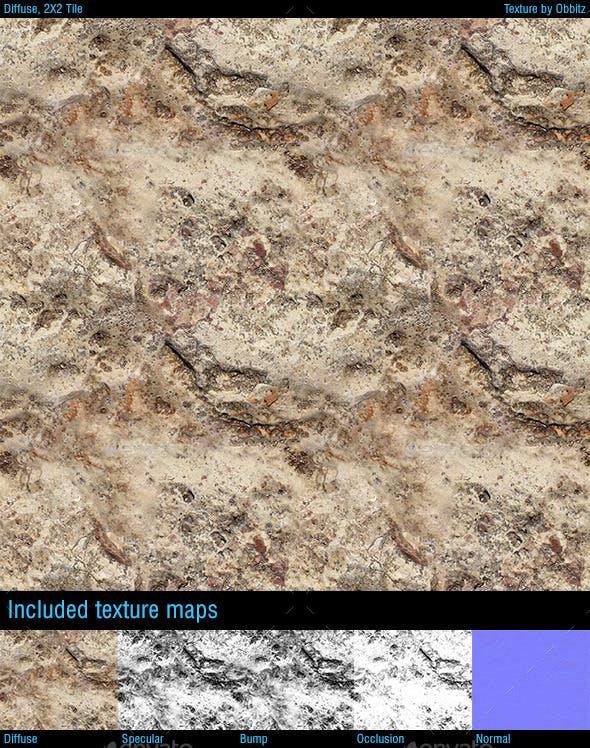 Beach Rock 01 by obbitz | 3DOcean